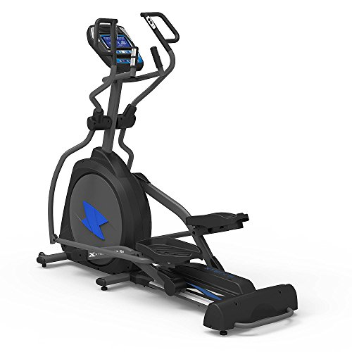 Xterra Unisex Free Style 5.8e Elliptical Cross Trainer, Black, One Size
