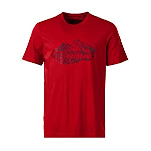 41GrFSSzYqL. SS300  - Berghaus Men's Mountain Shortsleeve T-Shirt