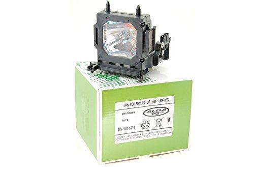 Alda PQ Premium, Beamerlampe LMP-H202 für SONY VPL-HW30, VPL-HW30AES, VPL-HW30ES, VPL-HW40E, VPL-HW40ES, VPL-HW50, VPL-HW50ES, VPL-HW55ES, VPL-VW90ES, VPL-VW95ES Projektoren, Lampe mit Gehäuse