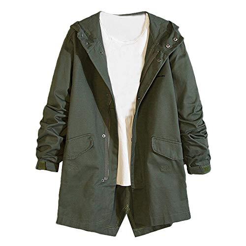 Setsail Herren Herbst Winter Camouflage Print Hoodie Sweatshirt Langarm Top Bluse Trend Oberteil Cord-print Jumper