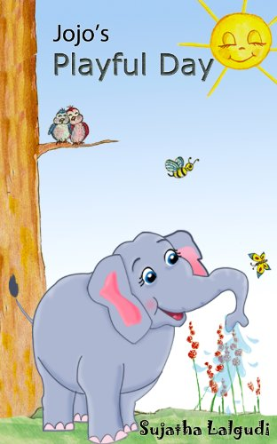 Children's book: Jojo's Playful Day: Kids Elephant book, Elephant Picture book, (read aloud story),Childrens elephant books. Elephant book for Baby (Children's ... time books for children 1) Descargar Epub Gratis
