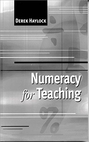 Numeracy for Teaching por Derek Haylock