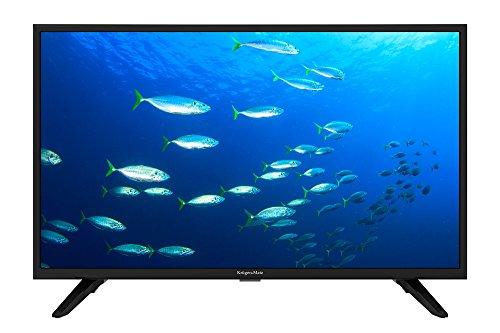 Krüger&Matz KM0232T 81,28 cm (32 Zoll) Fernseher, (1366 x 768 px HD, 2x HDMI, DVB-T2, DLED) H.265 Jpeg-analog