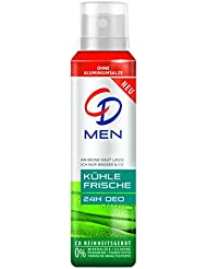 CD Deo Men Spray Kühle Frische, 6er Pack (6 x 150 ml)