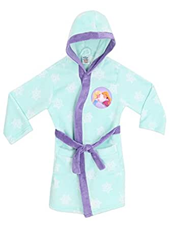 disney frozen robe de chambre la reine des neiges fille 9 a 10 ans v tements. Black Bedroom Furniture Sets. Home Design Ideas