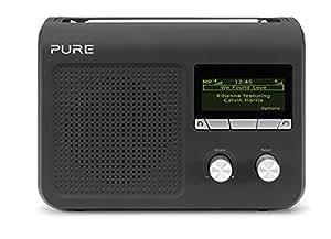 Pure ONE FLOW Radio/Radio-réveil MP3