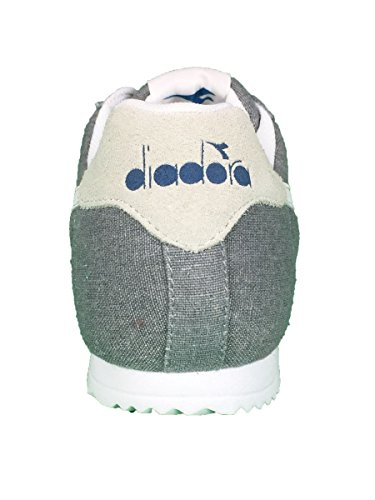 Diadora Jog Light C, Sneaker a Collo Basso Unisex – Adulto Ice Grey
