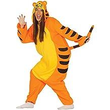 Guirca Disfraz Adulta Pijama Tigre, Talla 42-44 (84346.0)