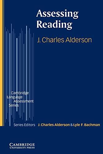 Assessing Reading (Cambridge Language Assessment)