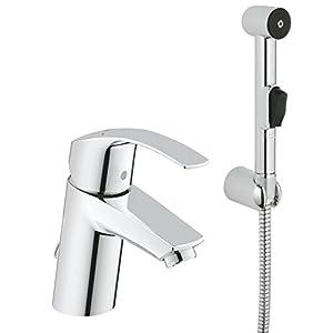 Grohe Eurosmart – lavabo con alcachofa de ducha de bidé Ref. 23124002