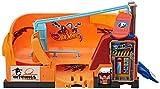 Hot Wheels- Playset per Macchinine a Tema Skateboard, Lancia Veicolo e Crea Acrobazie Mozzafiato, Gioco per Bambini di 4 + Anni, FNB16