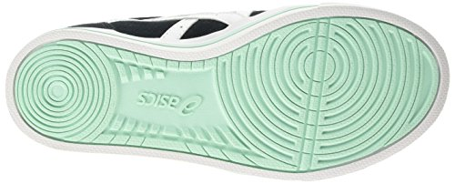 Asics  Aaron Ps, Sneakers Basses garçon Noir (Noir/Blanc 9001)