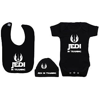 Acce Products Baby Jungen (0-24 Monate) Body Schwarz schwarz 0-3 Monate