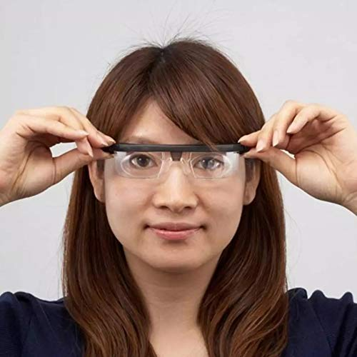 9e7c7eea39f ... PESCA ADLENS Adjustable Glasses - 20 20 Vision with Variable Focus  Eyewear - Instant Prescription ...