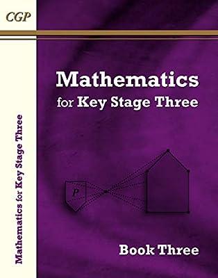 KS3 Maths Textbook 3 (CGP KS3 Maths) from Coordination Group Publications Ltd (CGP)