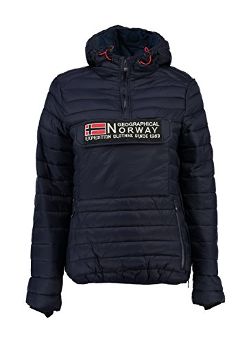 Geographical Norway Doudoune Femme Désiré Marine-Taille - 5