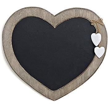 Amazon.de: Memotafel Küche Herz Wandtafel Kreide Küchen