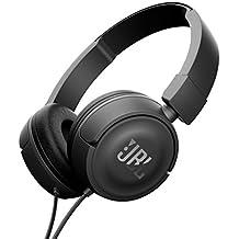 JBL T450 - Auriculares supraaurales para cable, Negro