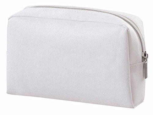 HALFAR - Petite trousse toilette - sacoche - pochette maquillage - 1807546 (Blanc)