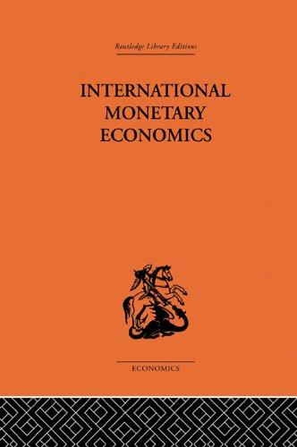 international-monetary-economics