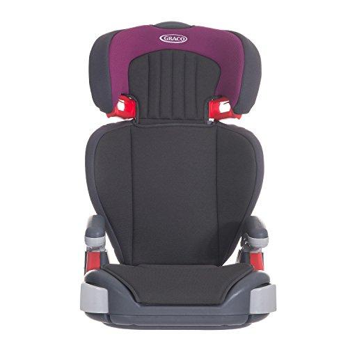 graco junior maxi lightweight highback booster car seat group 2 3 royal plum at shop ireland. Black Bedroom Furniture Sets. Home Design Ideas