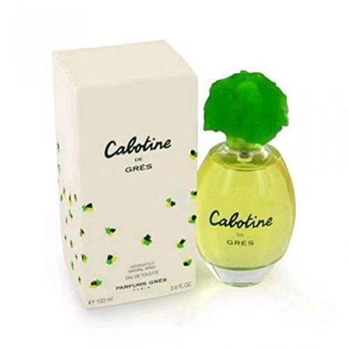 Parfums Gres Cabotine 100Â ml Eau Fraiche en vaporisateur