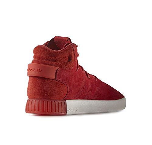 adidas , Herren Sneaker weiß Ftwwht, Corred And Cblack BB2888 40 2/3 EU Red/Red/White