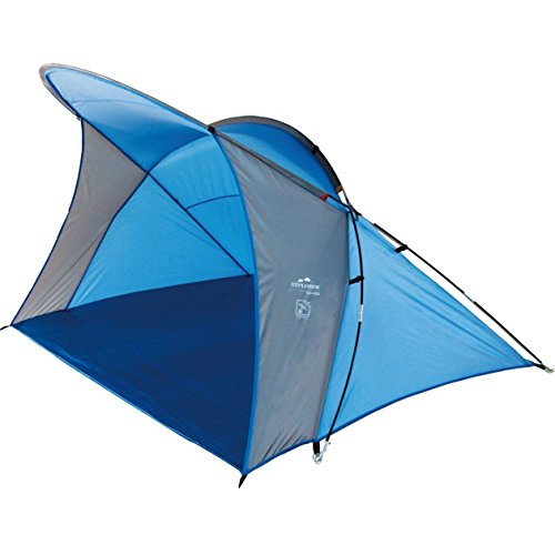 EXPLORER UV Schutz 60+ Strandmuschel Wave 200x150x130cm…   04011739462584