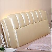 Semplice caso morbida moderna Comodino Mura Cuscino periodo di colore grande cuscino di copertura del lato del letto in pelle dello schienale per 1,2 milioni da letto o 1,5 m Letto ( colore : # 4 , dimensioni : 1.5m Bed )