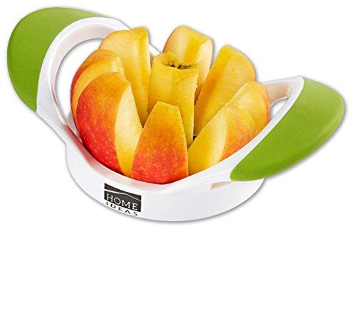 kaiser24 Haushaltshelfer Ananasschneider Minischneider Zitruspresse Kiwi-Box Küchenhelfer (Apfelteiler)