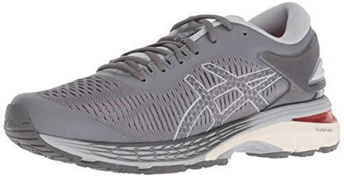 ASICS - Frauen Gel-Kayano® 25 Schuhe, 44 EU, Carbon/Mid Grey - Kayano Schuhe Asics Frauen