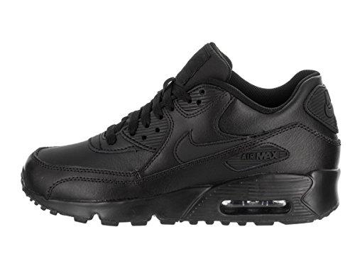 Nike Air Max 90 LTR (GS), Chaussures de Running Entrainement Homme Noir