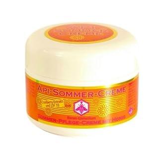 Api-Sommer-Pflege-Creme mit Honig 2er Pack