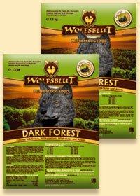 2 x 15 kg | Wolfsblut | Dark Forest