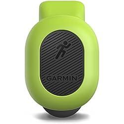 Garmin Running Dynamic Pod Sensore che Rileva le Dinamiche di Corsa,, Giallo/Nero, Taglia Unica