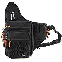 Hetto Fly Fishing Bag Impermeable Multi-función Lure Tackle Bag Bolsas de Deporte al Aire Libre Para el Ciclismo que Acampa Yendo de Caza de Pesca para Hombres Mujeres