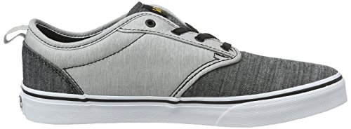 Vans Jungen Yt Atwood Slip-On Sneakers Grau (Chambray)