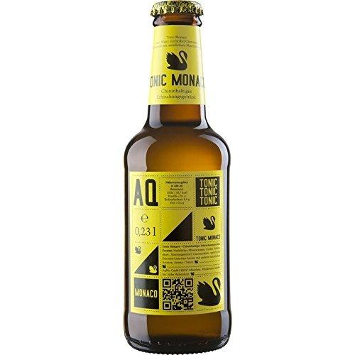 12 Flaschen Aqua Monaco Tonic Water München a 230ml