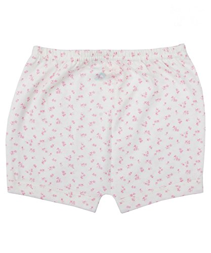 Sofie & Sam Bio-Baumwolle 3-6 Monate Baby Shorts - Kleine Blume