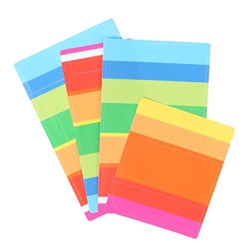 Preisvergleich Produktbild Gazechimp DIY Vinyl Decal Skin Aufkleber für Nintendo-Switch Konsole & Controller - Bunt Stil3