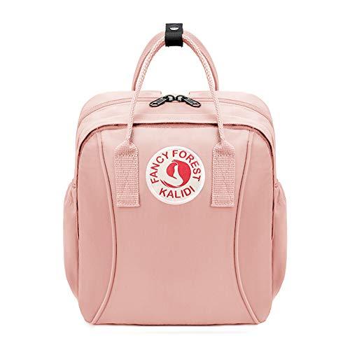 k Babytasche minirucksack für 1-4 Jährige Jungen und Mädchen im Kindergarten, Rosa ()