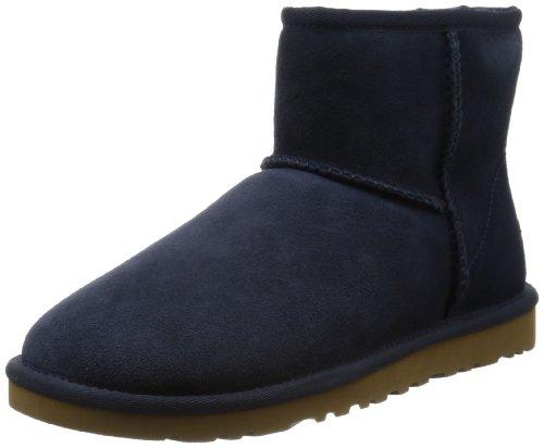 ugg-mini-classic-bottes-classiques-femme-bleu-navy-38-eu