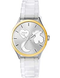 535b2b639eca Amazon.es  Plateado - Relojes de pulsera   Mujer  Relojes