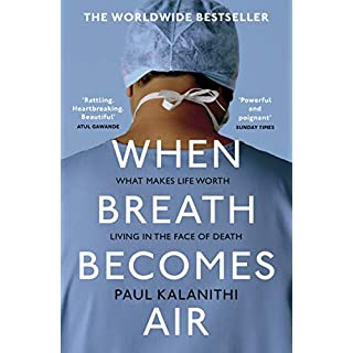 When Breath Becomes Air [By Paul Kalanithi] - [Paperback] -Best sold book in-Social & Urban History