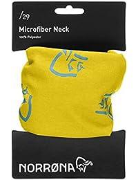 BRAGA DE CUELLO 29 MICROFIBER NECK, color  - amarillo, tamaño talla única