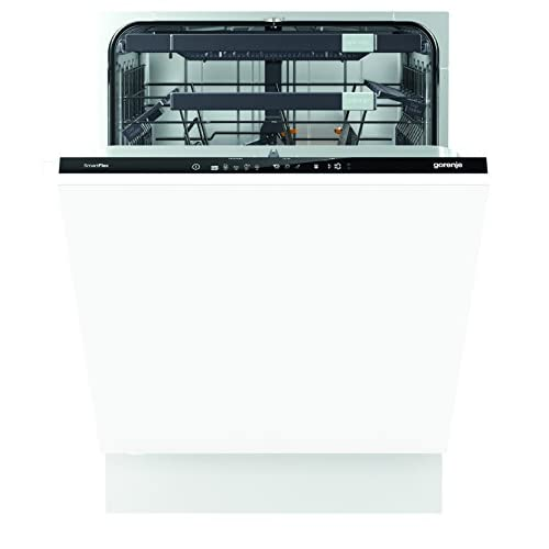 Gorenje GV66260UK Fully Integrated 16 Place Dishwasher