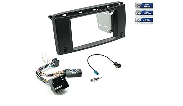 Niq Radio Einbauset Inkl Lfb Adapter Geeignet Für Elektronik