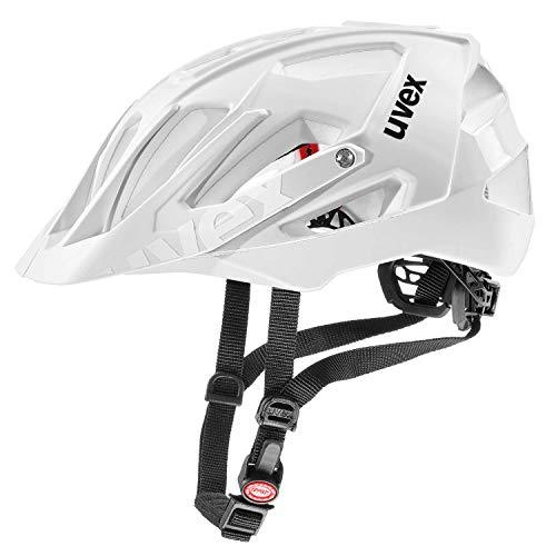 Uvex Quatro MTB Fahrrad Helm weiß 2019: Größe: 52-57cm