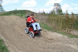 Wheelchair88 PW-4X4Q STAIR CLIMBER