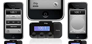 Griffin GA22045 iTrip FM Transmitter for New iPod and iPhone